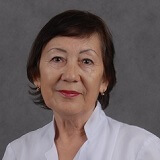 Врач Хамзина Орынтай Акылбековна