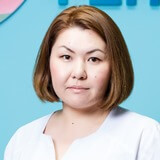 Врач Айнабекова Лаура Мусиралиевна