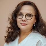 Врач Буркова Нелли Александровна