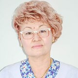 Врач Иксанова Жанат Альдибековна