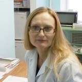 Врач Лысенкова Надежда Сергеевна
