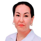 Врач Маемгенова Гульмира Нургумаровна
