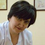 Врач Медетбекова Курманай Елемескызы