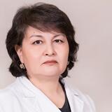 Врач Муратханова Мая Магауияевна