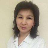 Врач Оналбаева Гульзира Жебегенова